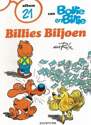 Bollie en Billie 21 - Billies Biljoen