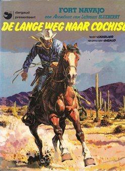 Blueberry - De lange weg naar Cochise