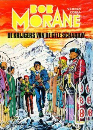 Bob Morane - De krijgers van de gele schaduw