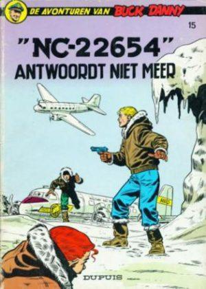Buck Danny 15 - NC-22654 antwoord niet meer