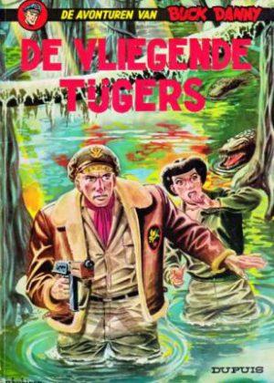 Buck Danny 4 - De vliegende tijgers