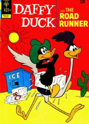 Daffy Duck And The Road Runner