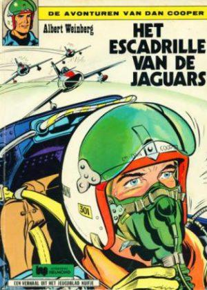 Dan Cooper 7 - Het escadrille van de jaguars