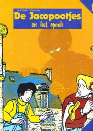 De Jacopootjes 1 - En het spook
