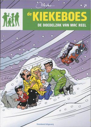 De Kiekeboes 10 - De doedelzak van Mac Reel