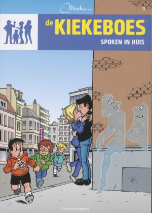 De Kiekeboes 11 - Spoken in huis