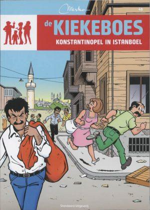 De Kiekeboes 46 - Konstantinopel in Istanboel