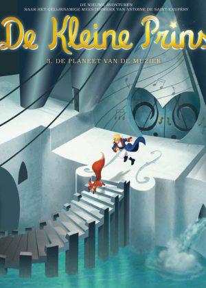 De kleine prins 3 - De planeet van de muziek