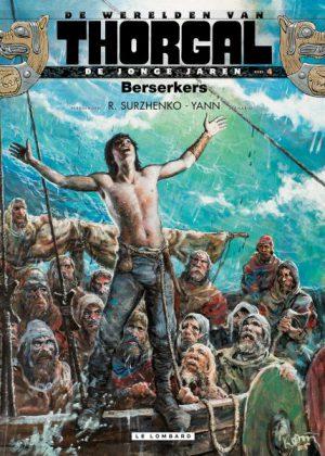 De werelden van Thorgal 4 - Berserkers