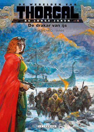 De werelden van Thorgal 6 - De drakar van ijs