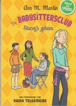 De Babysittersclub - Stacy's geheim