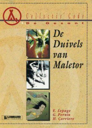 Collectie Code 2 - De duivels van Maletor