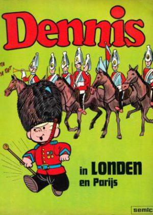 Dennis in Londen en Parijs