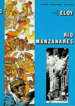 Eloy 2 - Rio Manzanares