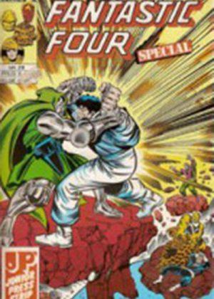 Fantastic Four Special 29
