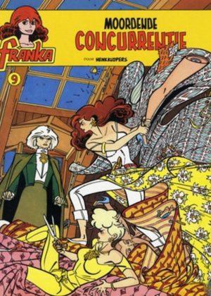 Franka 9 - Moordende concurrentie