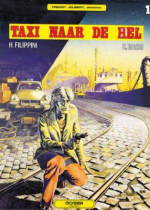 Freddy Joubert 1 - Taxi naar de hel