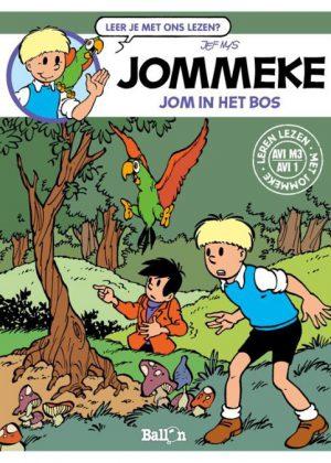 Jommeke - Jom in het bos