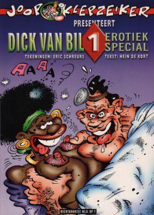 Joop Klepzeiker - Dick van bil 1 erotiek special
