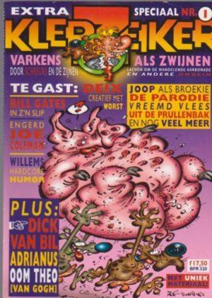 Joop Klepzeiker - Extra speciaal nr. 1