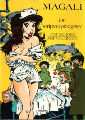 Magali - De stripverpleegster