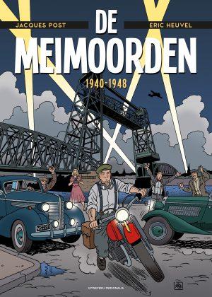 De Meimoorden – 1940 - 1948 - Hardcover