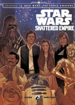 Star Wars - Shattered empire