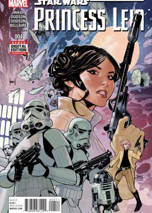 Star Wars - Prinses Leia
