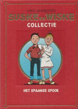 Suske en Wiske Collectie - Het Spaanse Spook (Hardcover)