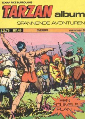 Tarzan 8 – Album