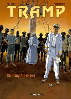Tramp - Richting Kibangou