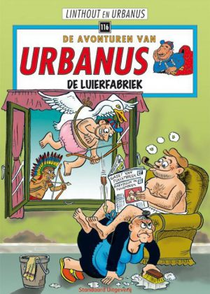 Urbanus 116 - De luierfabriek