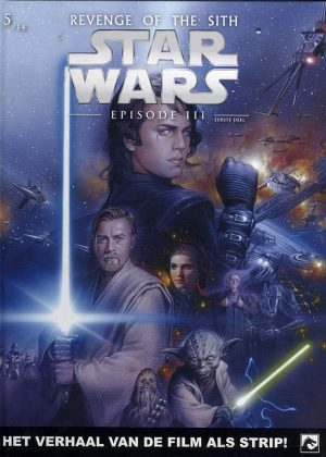 Star Wars Revenge of the Sith Deel 3 - 5/14