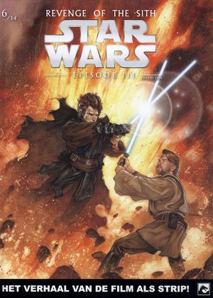 Star Wars Revenge of the Sith Deel 2 - 6/14