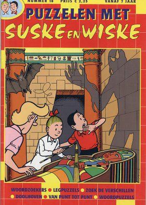 Puzzelen met Suske en Wiske - 18