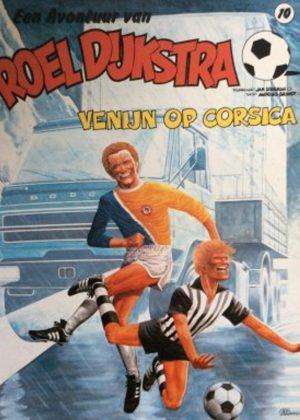 Roel Dijkstra 10 - Venijn op Corsica