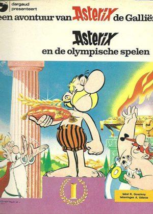 Asterix en de olympische spelen (Dargaud)