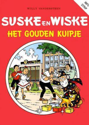 Suske en Wiske - Het gouden kuipje (Uitgave Eru)