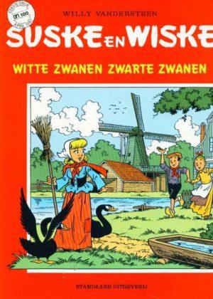 Suske en Wiske - Witte zwanen zwarte zwanen (1e Druk, Uitgave AH 100 jaar)