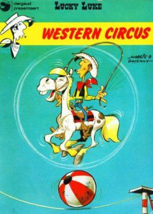Lucky Luke 5 - Western circus