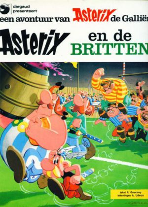Asterix en de Britten (Dargaud)