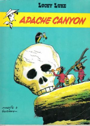 Lucky Luke 7 - Apache Canyon