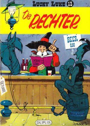 Lucky Luke 13 - De rechter