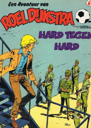 Roel Dijkstra 6 - Hard tegen hard