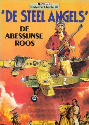 Collectie Charlie 38 - 'De Steel Angels', De Abessijnse roos