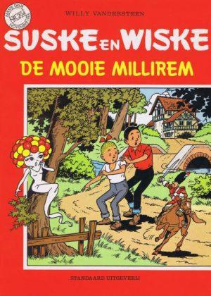 Suske en Wiske 204 - De mooie Millirem (1e Druk)