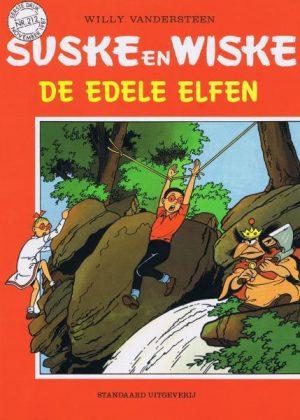 Suske en Wiske 212 - De edele elfen (1e Druk)