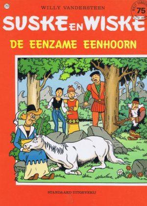 Suske en Wiske 213 - De eenzame eenhoorn (75 jaar)