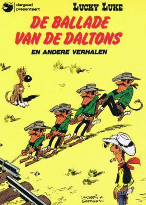 Lucky Luke 17 - De ballade van de Daltons