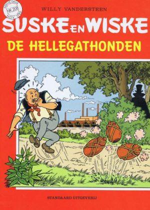 Suske en Wiske 208 - De Hellegathonden (1e Druk)